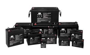 Bateria de Gerador - 1
