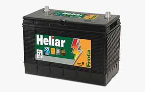 Bateria de Máquina Pesada - 3