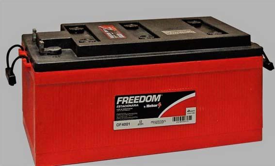 Bateria Estacionária Freedom - 2