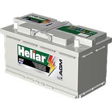 Bateria Heliar - 1