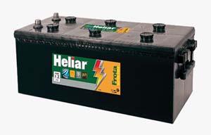 Bateria Heliar Preço - 1