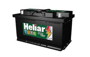 Bateria Heliar Preço - 2