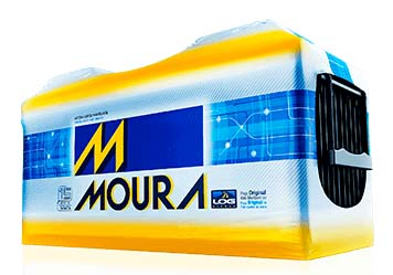 Bateria Moura Preço - 1