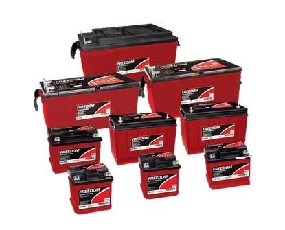 Bateria para Gerador - 2