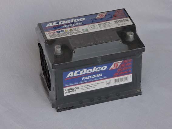 Baterias ACDelco - 1