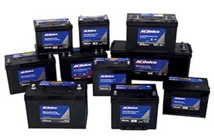 Baterias ACDelco - 2