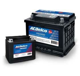 Baterias ACDelco Preço - 1