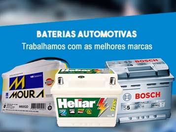 Baterias em Cotia - 2