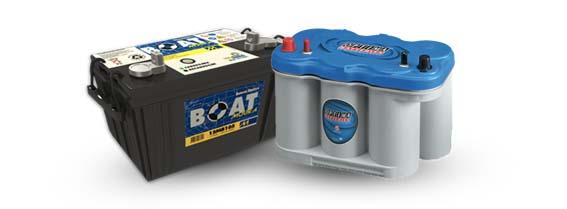 Baterias Náuticas - 2