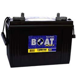 Baterias para Barco - 1