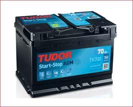 Baterias para Carro Start-Stop - 1