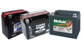 Baterias para Moto - 2