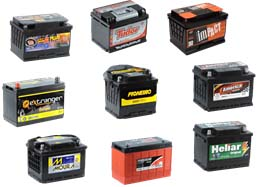 Cotação de Baterias - 2